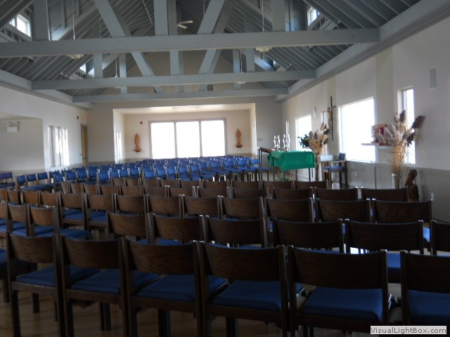 Inside of Chapel